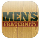 Men's Fraternity – iPhone/iPad In-App Purchase and download video/audio/workbook app allowing notes, highlight, drawing, etc.
