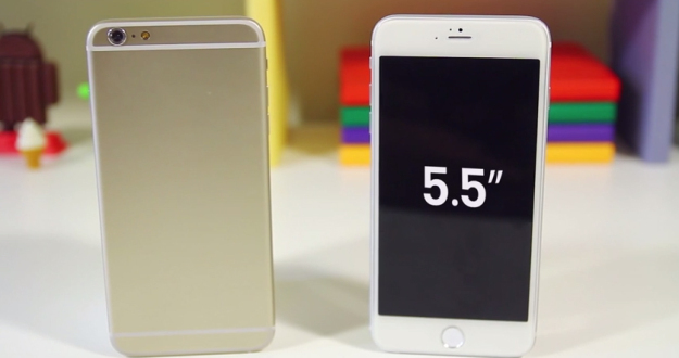 Only the 5.5-Inch iPhone 6 May Offer 128GB Models - Mac Rumors