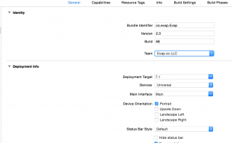 xcode 7 - invalid bundle