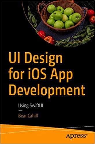 SwiftUI iOS Book